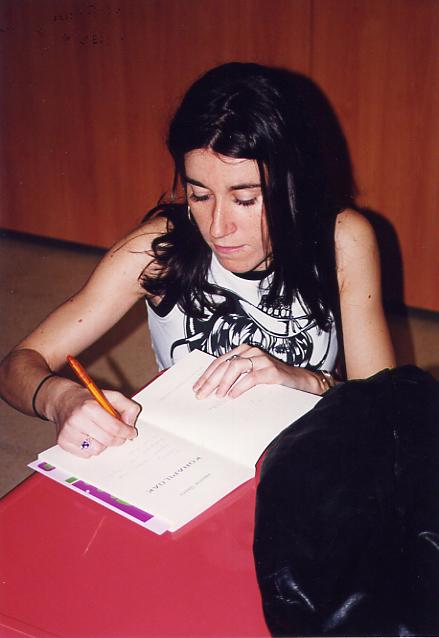 Korapiloak liburuaren aurkezpena, Beasain, 2001-03-23